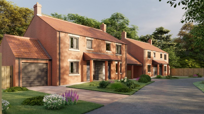 Images for Plot 3, Chapel Yard, Brawby, Malton YO17 6PY